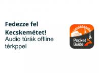 Fedezze fel Kecskemétet! Audio túrák offline térképpel