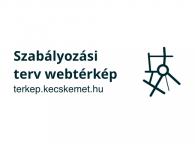 Szabályozási terv webtérkép