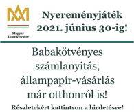 Magyar Államkincstár Nyereményjáték